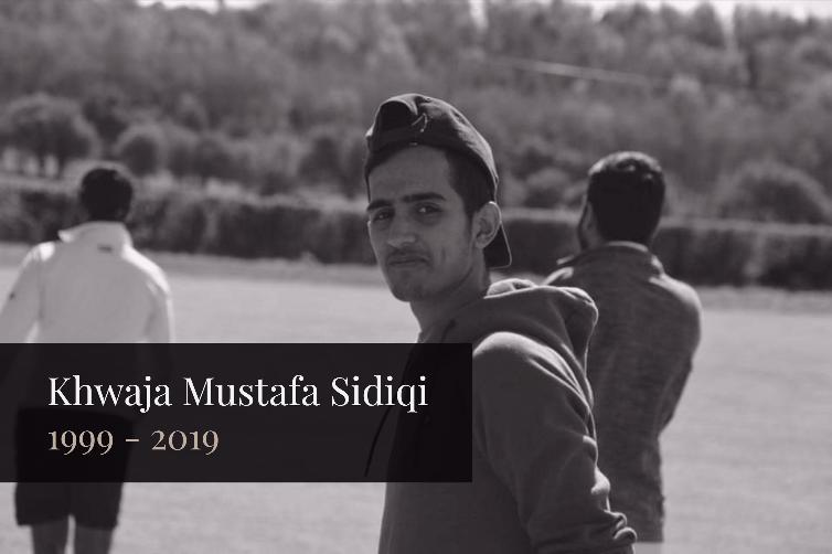 Tribute to Mustafa Sidiqi