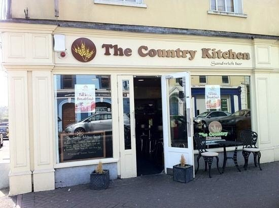 It's a (Country Kitchens) Wrap!